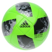 Adidas World Cup 2018 Glider Football Solar Green
