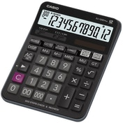 Casio DJ120DPLUS-W 12 Digit Desktop Display Calculator with Auto Review