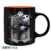 Disney - The Nightmare Before Christmas Jack Skellington & Zero Mug