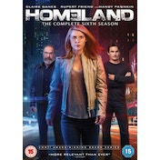 Homeland: Season 6 DVD
