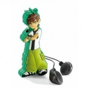 Ben 10 2GB Character MP3 Player