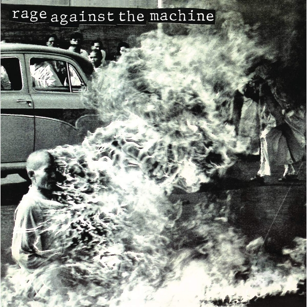 Rage Against The Machine - Rage Against The Machine Vinyl