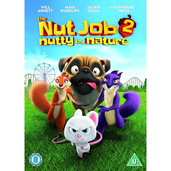 The Nut Job 2 - Nutty By Nature DVD