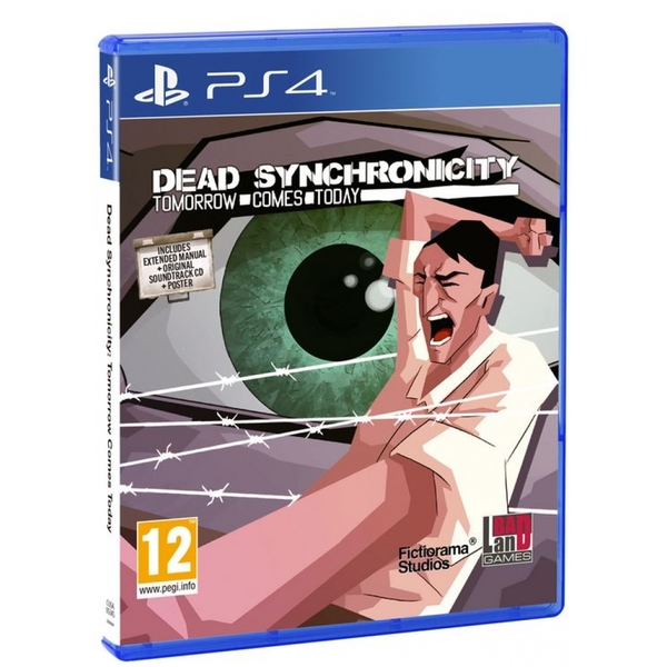 Dead Synchronicity Tomorrow Comes Today PS4 Game