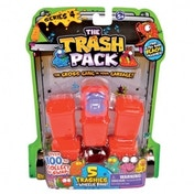 Trash Pack Series 4 5 Trashies Blister Pack