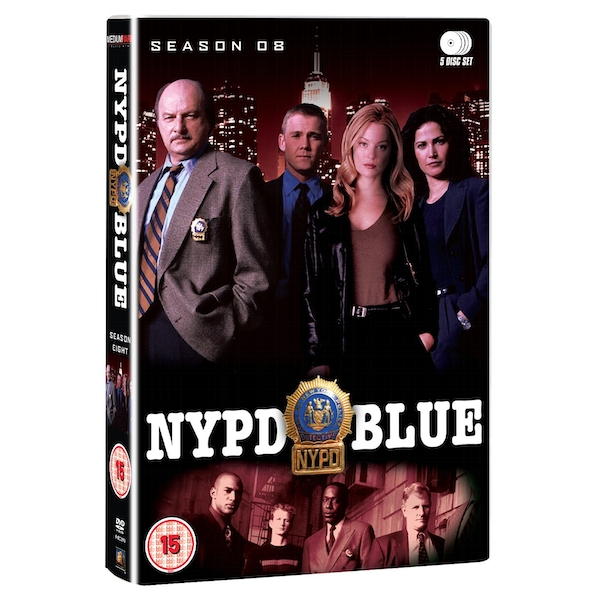 NYPD Blue - Series 8 - Complete DVD
