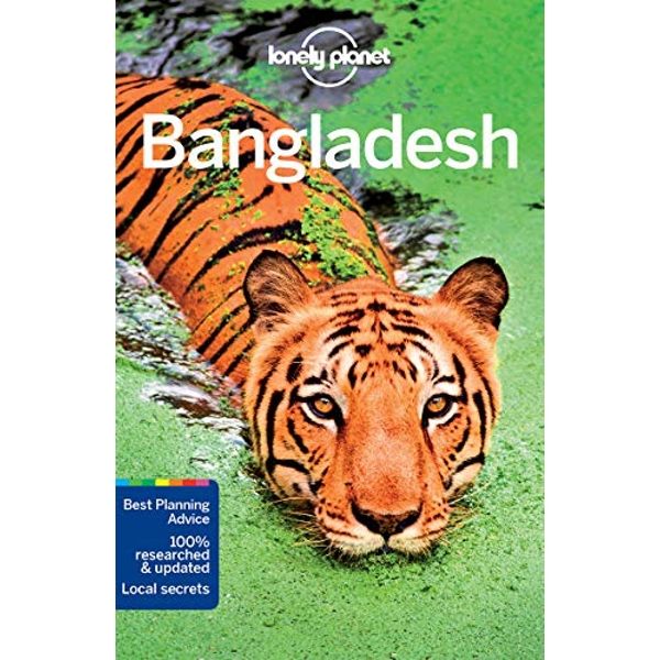 Lonely Planet Bangladesh by Paul Clammer, Lonely Planet, Anirban Mahapatra (Paperback, 2016)