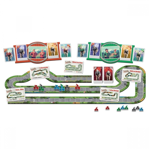 Flamme Rouge Board Game - Image 2