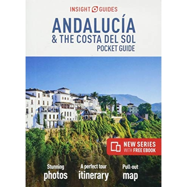 Insight Guides Pocket Andalucia & the Costa del Sol (Travel Guide with Free eBook)  Paperback / softback 2018