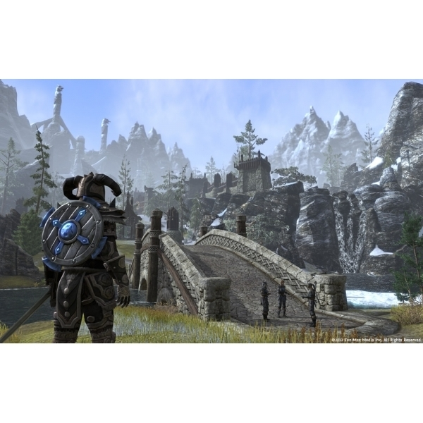 The Elder Scrolls Online Game PC CD Key Download - Image 4