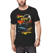 Thin Lizzy - Nightlife Colour Men's Large T-Shirt - Black