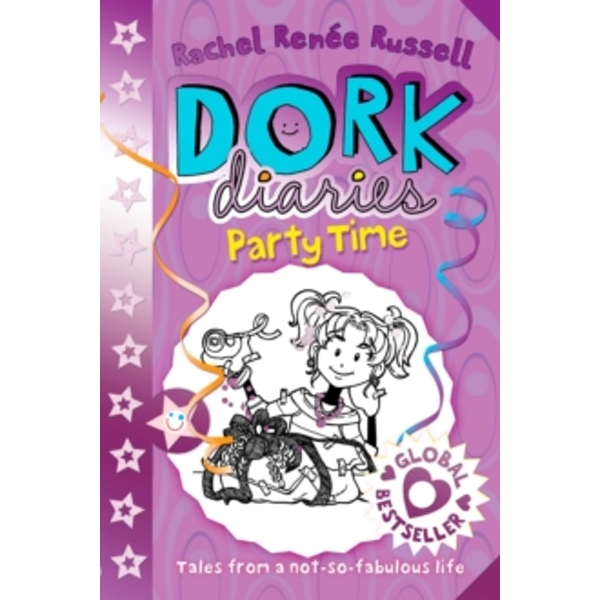 Dork Diaries: Party Time : 2
