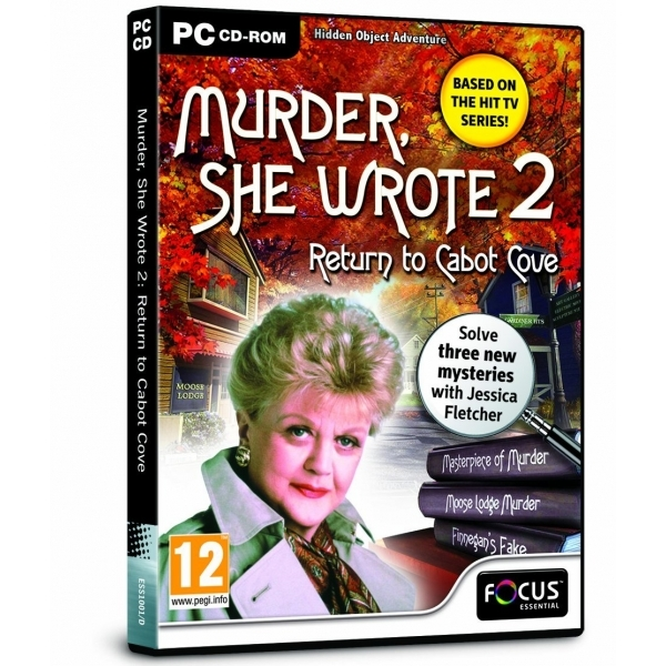 Murder She Wrote 2 Return to Cabot Cove Game PC