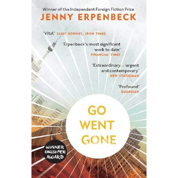 Go, Went, Gone  Paperback / softback 2018