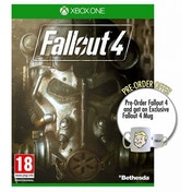 Fallout 4 Xbox One Game (with Limited Edition Fallout 4 Mug)
