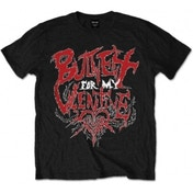 BFMV Doom Mens Black T Shirt: Large
