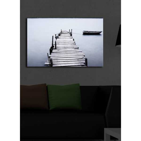 4570?ACT-20 Multicolor Decorative Led Lighted Canvas Painting