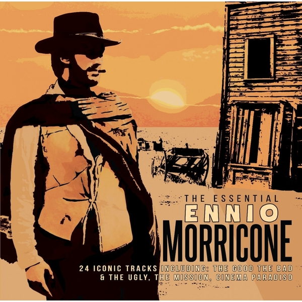 Various Artists - The Essential Ennio Morricone Music CD