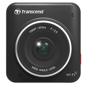 Transcend DrivePro 200 1080P Full HD Dashcam With Built-in Wi-Fi Includes Suction Mount