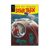 Star Trek Gold Key Archives Volume 3 Hard Cover