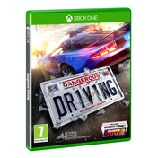 Dangerous Driving Xbox One Game