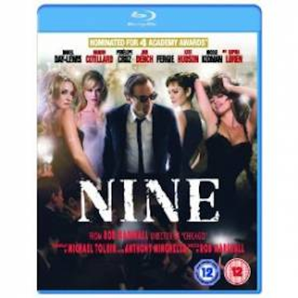 Nine Blu-Ray - Image 1