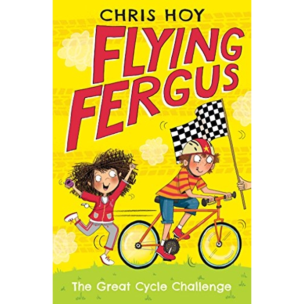 Flying Fergus 2: The Great Cycle Challenge  Paperback / softback 2016