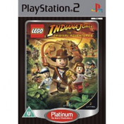 Lego Indiana Jones The Original Adventures Game PS2