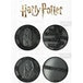 Harry Potter Dumbledore Army Collectible Coin Set (Hermione Granger & Ginny Weasley) - Image 2
