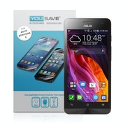 YouSave Accessories Asus Zenphone 5 Screen Protector X 3 - Clear