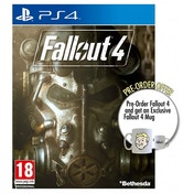Fallout 4 PS4 Game (with Limited Edition Fallout 4 Mug)