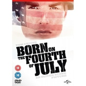 Born on the Fourth of July DVD