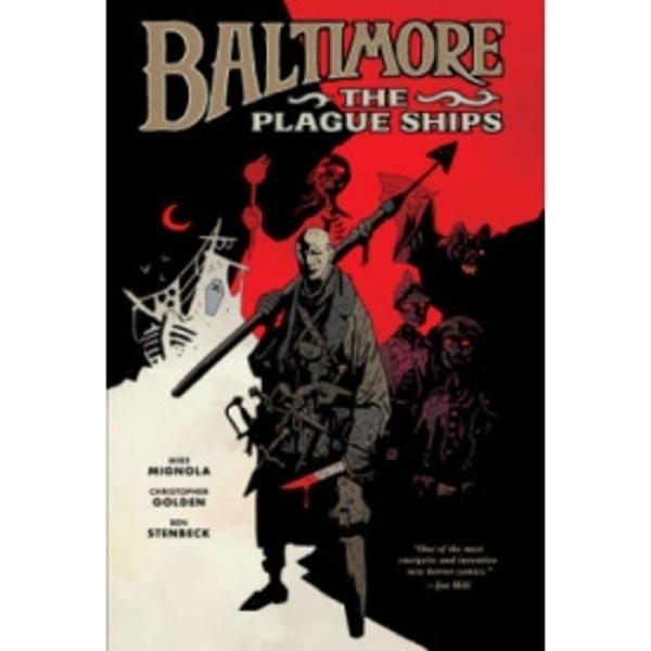 Baltimore Volume 1: The Plague Ships