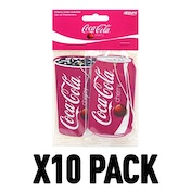 Coca-Cola Cherry (Pack Of 10) Air Freshener