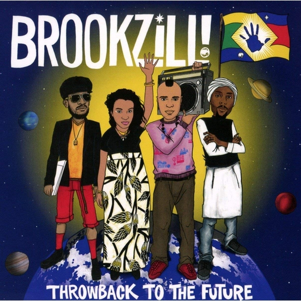 Brookzill! - Throwback To The Future Vinyl