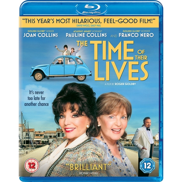 The Time of Their Lives Blu-ray