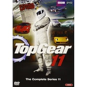 Top Gear - Series 11 DVD