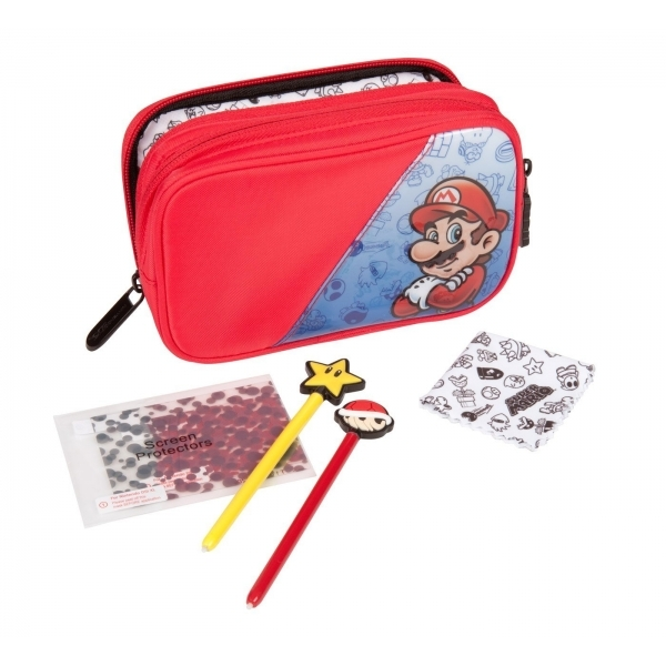 Super Mario 5-in-1 Starter Kit 3DS/DSi XL/DSi/DS Lite