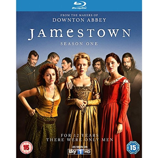 Jamestown Season 1 Blu-ray