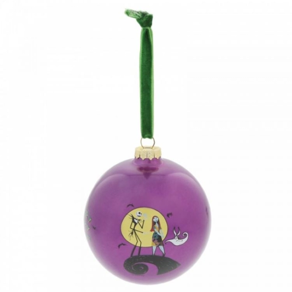 Festive Frights (Nightmare Before Christmas) Enchanting Disney Bauble