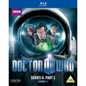 Doctor Who Series 6 Part 1 Blu-ray
