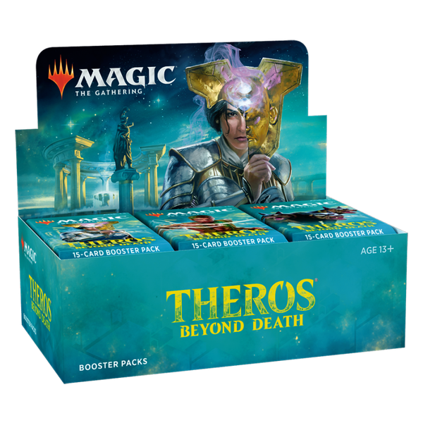 Magic The Gathering Theros Beyond Death Booster Box (36 packs)