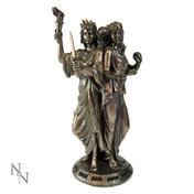 Hecate Goddess of Magic Figurine