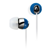 Creative HS-660i2 Headphone with In-Line Remote and Microphone for iPhone/iPad/iPod - Blue