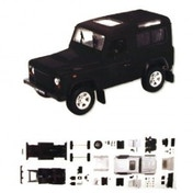 Haynes Build Your Own Land Rover