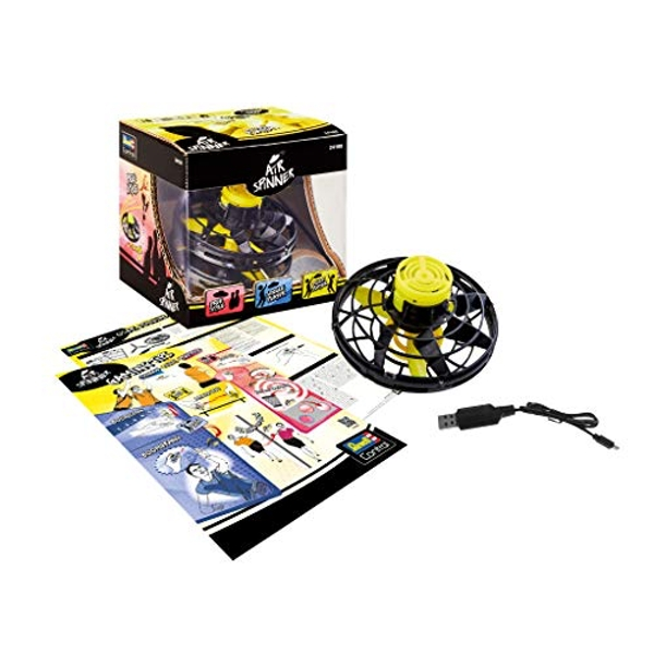 """Motion Drone """"Air Spinner"""" (Black/Yellow) Revell Control"""