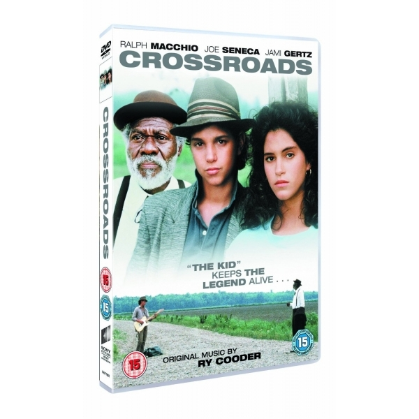 Crossroads DVD