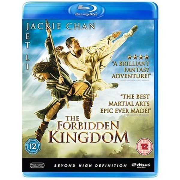 Forbidden Kingdom Blu-ray