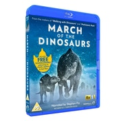 March Of The Dinosaurs Blu-ray