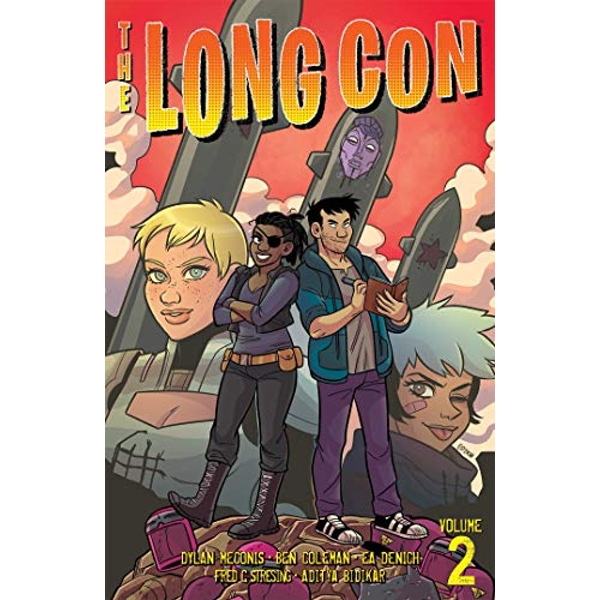 The Long Con, Vol. 2